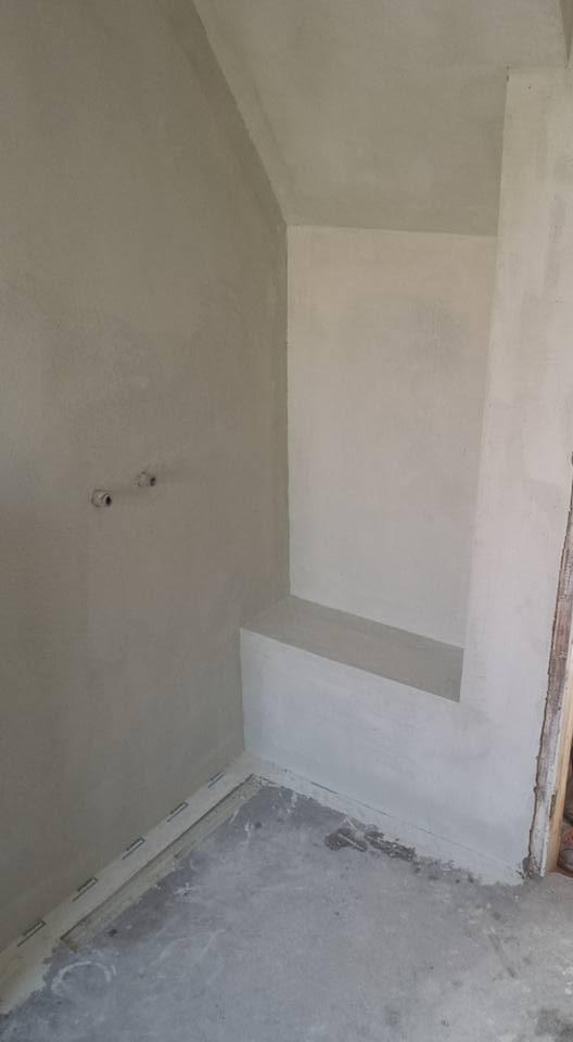 Renovatie badkamer beal mortex
