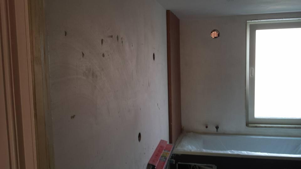 Beal Mortex Badkamer : Badkamer met beal mortex mertens stuc design