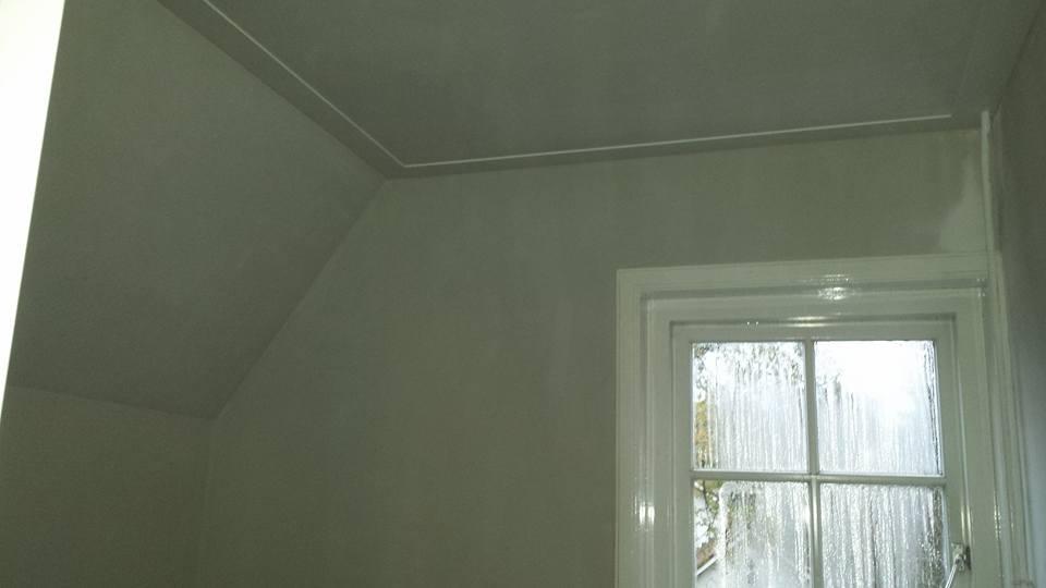 Renovatie kamer